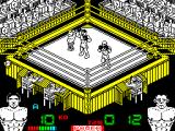 Poli Díaz ZX Spectrum The end of the bout