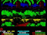 Platoon ZX Spectrum Out in the jungle