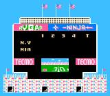 Tecmo Bowl NES Starting