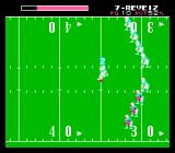 Tecmo Bowl NES Kick off