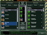 MechWarrior 4: Mercenaries Windows The Free Market: hire lancemates, buy weapons and mechs or simply cash in on your salvage.