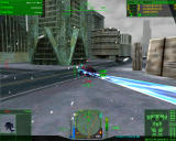 MechWarrior 4: Mercenaries Windows Knock a mech down and pummel it to ensure a quick kill.