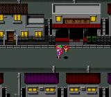 Moonlight Lady TurboGrafx CD Exploring the town