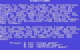 Matterhorn Screamer! Commodore 64 Instructions