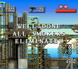 Waterworld SNES All Smokers eliminated.