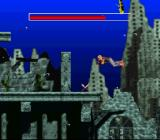 Waterworld SNES Another underwater section.