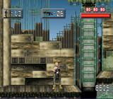 Waterworld SNES Another 2D shooter section.