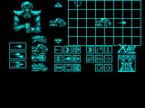 X-Out ZX Spectrum Before starting the player must select and equip a ship. Items are bought by positioning the cursor over an them, selecting it, then positioning it on the grid