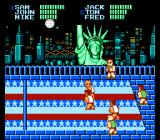 Super Dodge Ball NES World Cup