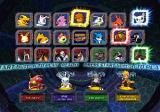 Digimon Rumble Arena 2 PlayStation 2 Character selection.