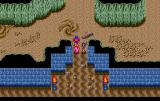Tenshi no Uta II: Datenshi no Sentaku TurboGrafx CD Dungeon with a lot of sand teleporters...