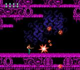 Super Contra NES A very hard level with cool backgrounds