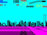 Chase H.Q. II: Special Criminal Investigation ZX Spectrum Even driving off-road does not cause any damage, come to think of it there's no damage meter on-screen. Of course it does slow down the chase car and make catching the bad guys harder.