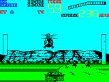 Chase H.Q. II: Special Criminal Investigation ZX Spectrum The chopper should deliver the rocket launcher, but this opportunity was missed