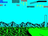 Chase H.Q. II: Special Criminal Investigation ZX Spectrum .. and its possible to drive off the road and fall down the mountain. This does not cost a life but it wastes time