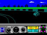Days of Thunder ZX Spectrum More contact and now all tyres show pink on the schematic