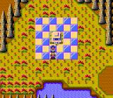 "Mateki Densetsu Astralius TurboGrafx CD There are several ""world maps"" in this game. This is the first one"
