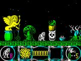Stormlord ZX Spectrum First level
