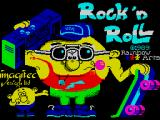Rock 'n Roll ZX Spectrum Loading screen