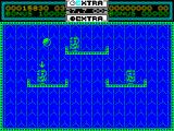 Helter Skelter ZX Spectrum After losing a ball the current level restarts with no loss of score and no loss of bonus letters