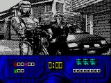 RoboCop 2 ZX Spectrum The mission starts with a pretty picture