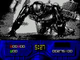 RoboCop 2 ZX Spectrum When all lives are gone it's game-over.