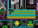 Toi Acid Game ZX Spectrum There's three protagonists here. Mostly they go splat on the floor and leave acid pools