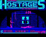 Hostage: Rescue Mission BBC Micro Loading screen.