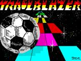 Trailblazer ZX Spectrum Loading screen