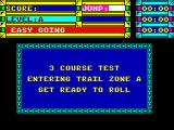 Trailblazer ZX Spectrum Get ready