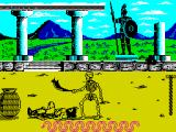 Hercules: Slayer of the Damned! ZX Spectrum Defeated