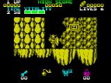 Black Tiger ZX Spectrum First level