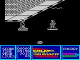 Back to the Future Part II ZX Spectrum Hoverboard stage