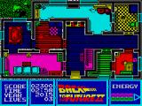 Back to the Future Part II ZX Spectrum Level two