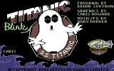 Titanic Blinky Commodore 64 Loading screen