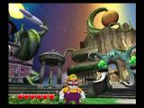 Wario World GameCube The Courtyard