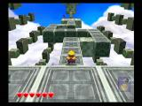 Wario World GameCube Every level has many special stages like this.