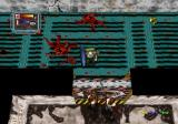 Loaded SEGA Saturn Enemies can't move through doors for which we have no key card.