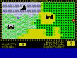 Black Crystal ZX Spectrum At the beginning