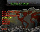 BattleTanx: Global Assault PlayStation You can select from several world cities to host your multiplayer games, with various maps for each city and they all have destroyable buildings.