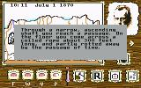 Journey to the Center of the Earth Commodore 64 Moving forward and finding traces of former explorers.