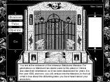 Malstrum's Mansion Browser Facing the gates.