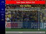Championship Manager: Season 01/02 Windows The game can be saved on exit. 