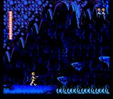 Star Wars NES Blue cave