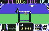 G-Loc Air Battle Commodore 64 Enemy planes en masse