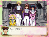 Sakura Taisen Windows The girls in their stylish battle outfits