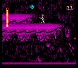 Star Wars NES Nice purple cave