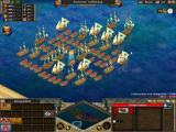 Rise of Nations: Thrones & Patriots Windows Now that's what I will call an invasion fleet.