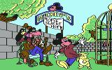 Mickey's Runaway Zoo Commodore 64 That's all.