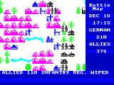 The Bulge: Battle for Antwerp ZX Spectrum Opening attacks overrun the Allied forces